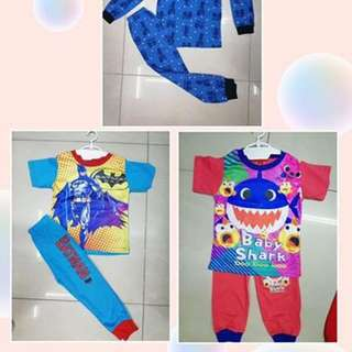 Boy clothes (many size) pls ask for the size