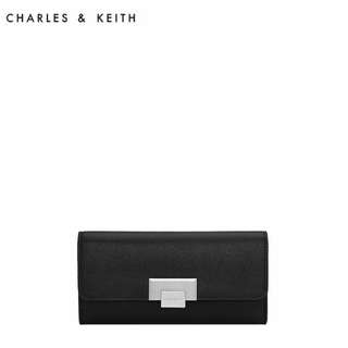 Charles & Keith Metal Wallet Original