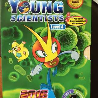 Young Scientist Magazines Level 4