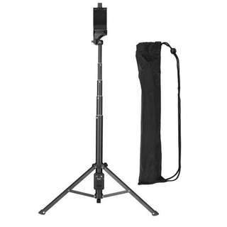 Selfie Stick Tripod For Mobile Phone & GoPro Camera Stand come with Bluetooth & Pouch Height: 1.33M  Weight 0.3kg
