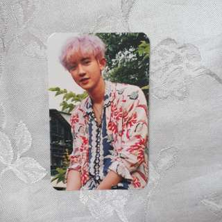 EXO CHANYEOL THE WAR KOKOBOP PRIVATE VERSION