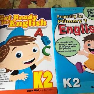 BN K2 books