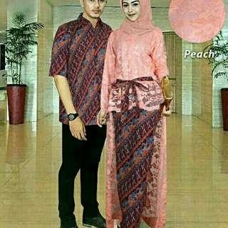 Couple Kebaya Brukat