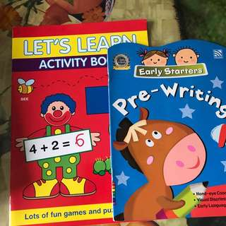BN preschool books