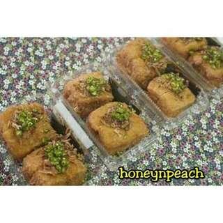 Lunch Box: tauhu bergedil by honeynpeach