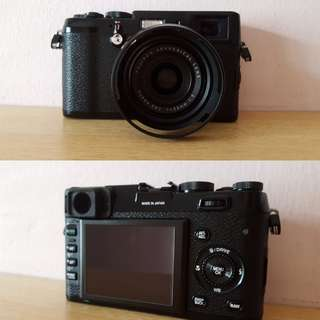 Fujifilm X100 Black Limited Edition