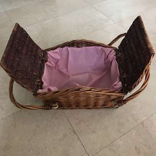 Stylish Picnic basket