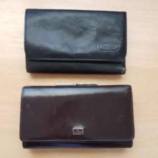 Cellini And Oroton Vintage Wallets 2 For $10
