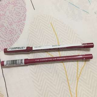 [REDUCED!] The Essential Lip Pencil in 403 & 404