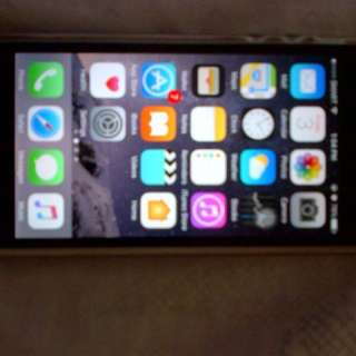 Iphone 5s globe locked 32GB