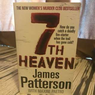 Seventh Heaven by James Patterson