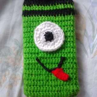 Crochet Cellphone Case