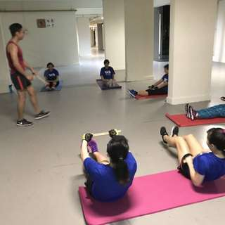 Fitness Group & Personal Training