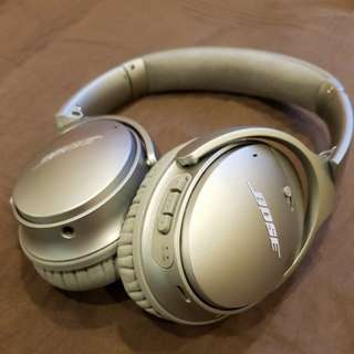 Bose QC35 Noise Cancellation