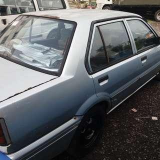 Nissan sentra 1992/93 auto 1.6