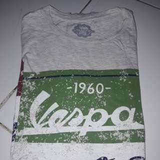 Vespa tshirt