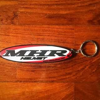 MHR HELMET Keychain