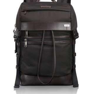 TUMI KINSER FLAP BACKPACK
