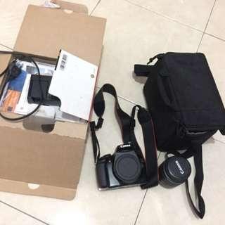 Canon eos 1100D ( nego )