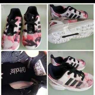 Torsion Floral Adidas Sneaker