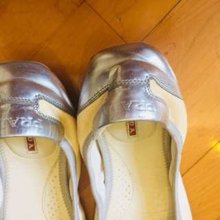 Signature Prada Shoes Size 39.5