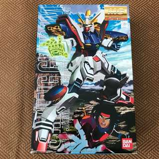 MG Shining Gundam from Mobile fighter G Gundam