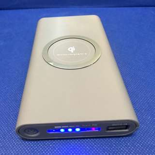QI power bank 10000mah