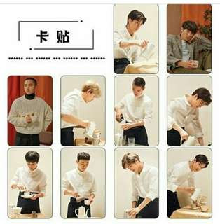 EXO Universe Photocard Stickrr [Pre-order]