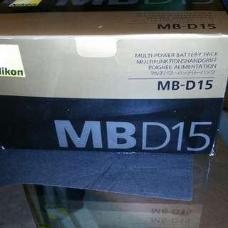 MBD15 grip for D7200 & D7100
