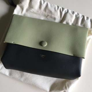 Authentic Celine Clutch