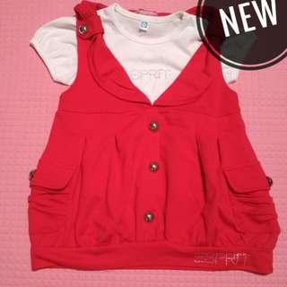 Dress overall bayi