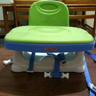 booster seat (REPRICED)