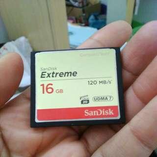 CF Extreme 16gb