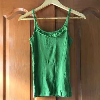 Esprit green tops