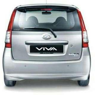 Viva Front Bumper (OEM) RM110