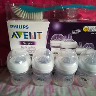 Avent 4 OZ Set Brandnew