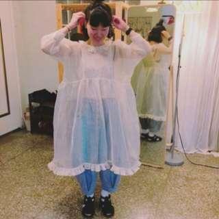 Hey!Q 絕版款 仙女紗紗洋裝