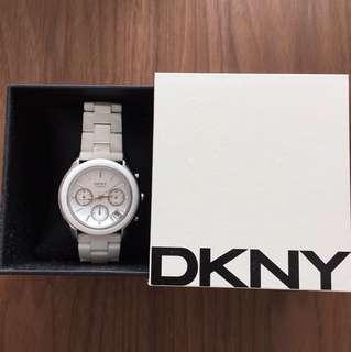 DKNY 女裝陶瓷錶