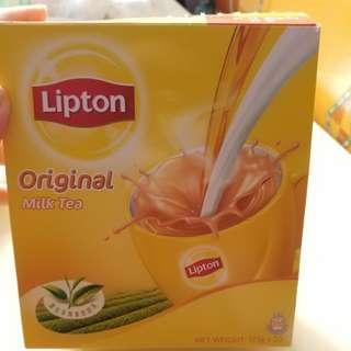 Lipton 奶茶