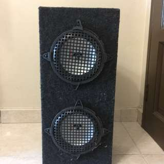 URGENT SALES Car Speaker