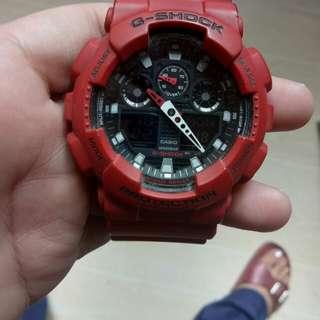 G-Shock Original (Red)