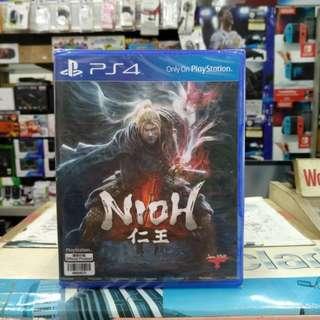 🆕 PS4 NIOH 仁王