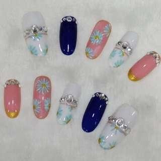 Gel Manicure Design