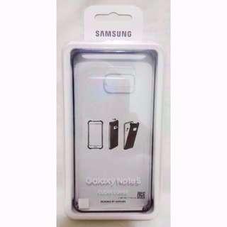 包郵 行貨 Samsung Note 5 透明保護殼