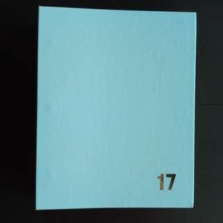 SEVENTEEN 2ND Gen carat BINDER