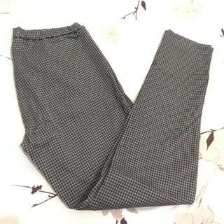 Uniqlo Houndstooth Pants