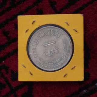 $1 COIN 1968