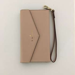 Kate spade New york Iphone7 pink case (100% New)