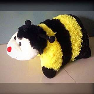 Bee soft pillow/plush toy #MidJan55