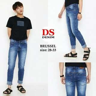Celan jeans cowok brussel